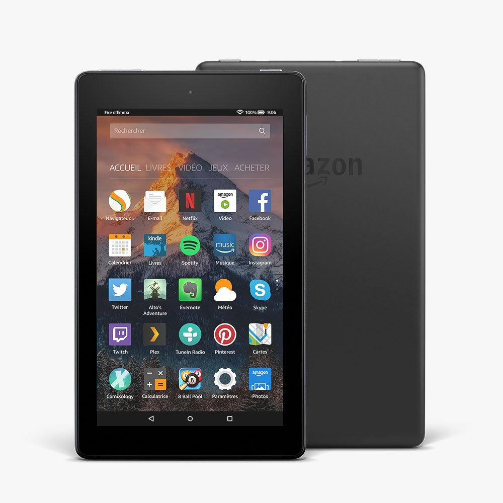 amazon fire 7 test