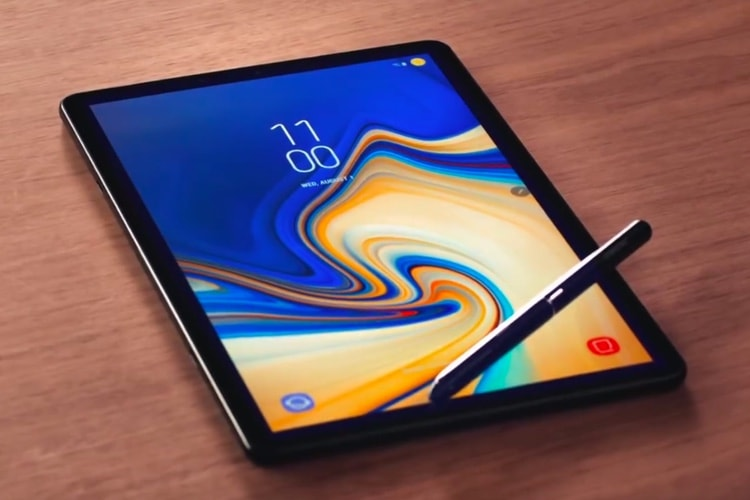 Tablette Samsung haut de gamme